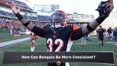 News video: Morrison: Can Bengals Find Consistency?